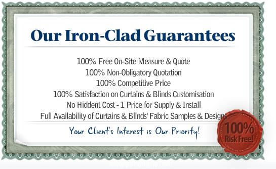 Iron-clad Guarantees